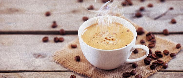 咖啡不致癌,是水温