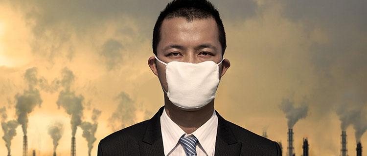 肺癌元凶是吸烟还是吸霾?